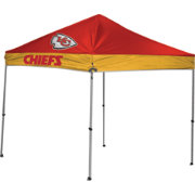 Rawlings Kansas City Chiefs 9'x9' Canopy Tent