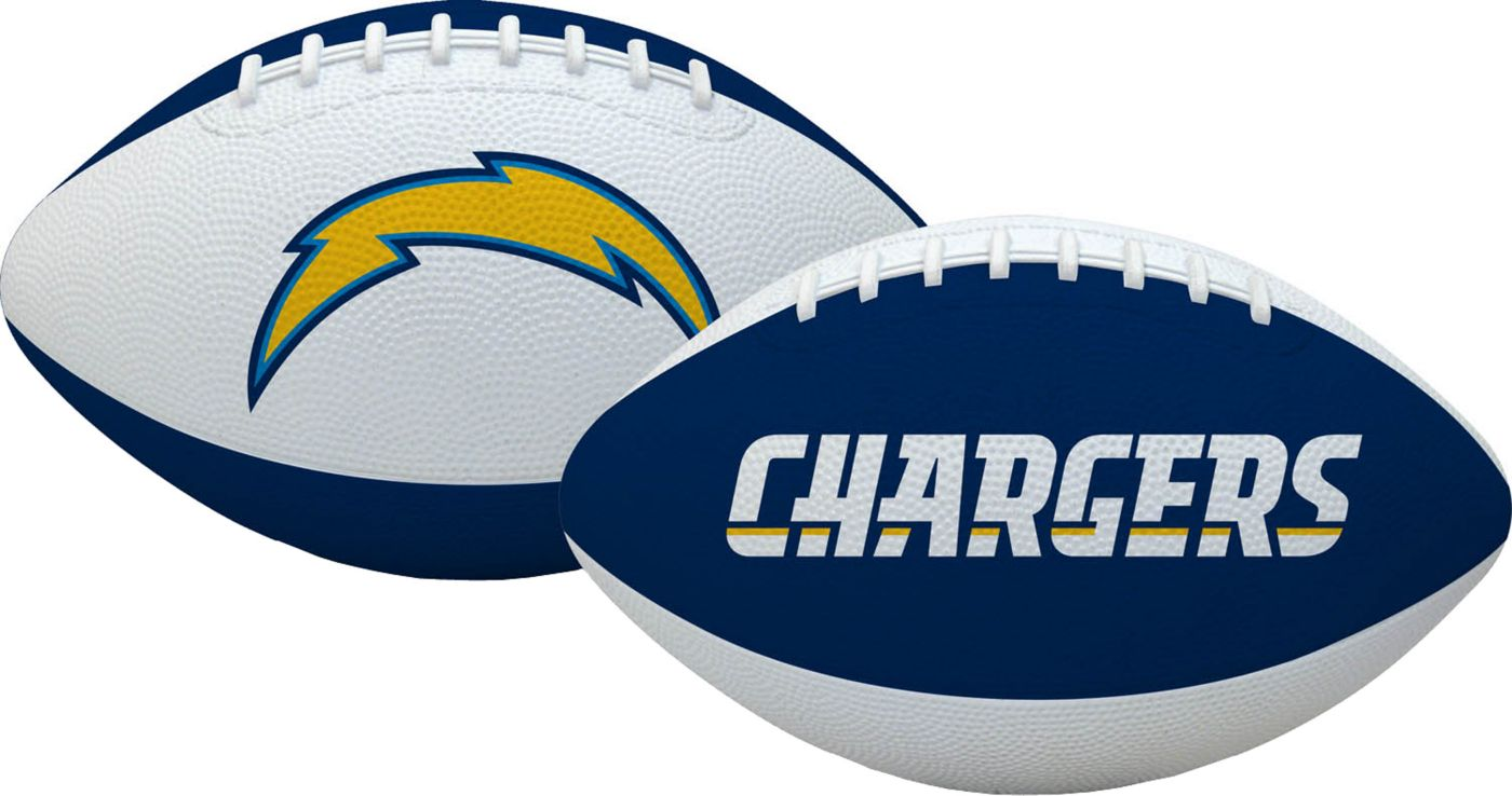 Rawlings Los Angeles Chargers Hail Mary Mini Rubber Football