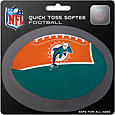 Rawlings Miami Dolphins Quick Toss Softee Football