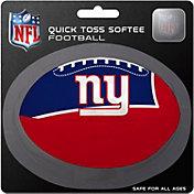 Rawlings New York Giants Quick Toss Softee Football