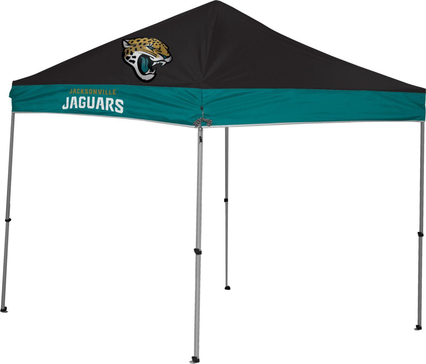 Rawlings Jacksonville Jaguars 9'x9' Canopy Tent
