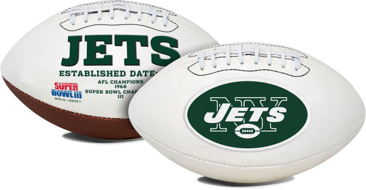 Rawlings New York Jets Signature Series Full-Sized Football