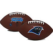 Rawlings Carolina Panthers Game Time Full-Size Football