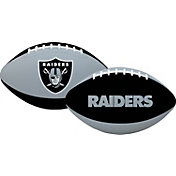 Rawlings Las Vegas Raiders Hail Mary Mini Rubber Football