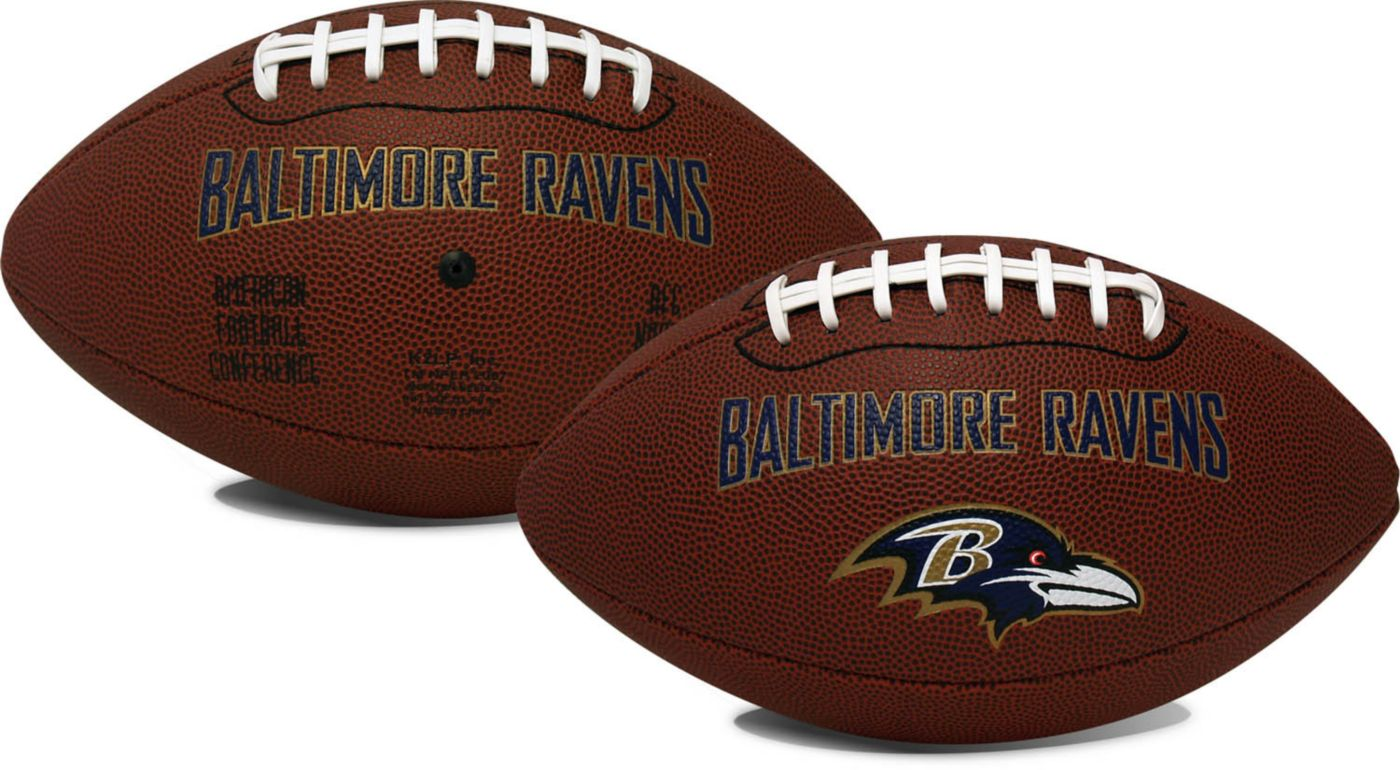 Rawlings Baltimore Ravens Game Time Full-Size Football