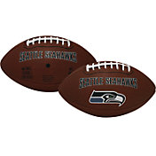 Rawlings Seattle Seahawks Game Time Full-Size Football