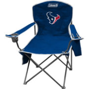 Coleman Houston Texans Quad Chair with Cooler