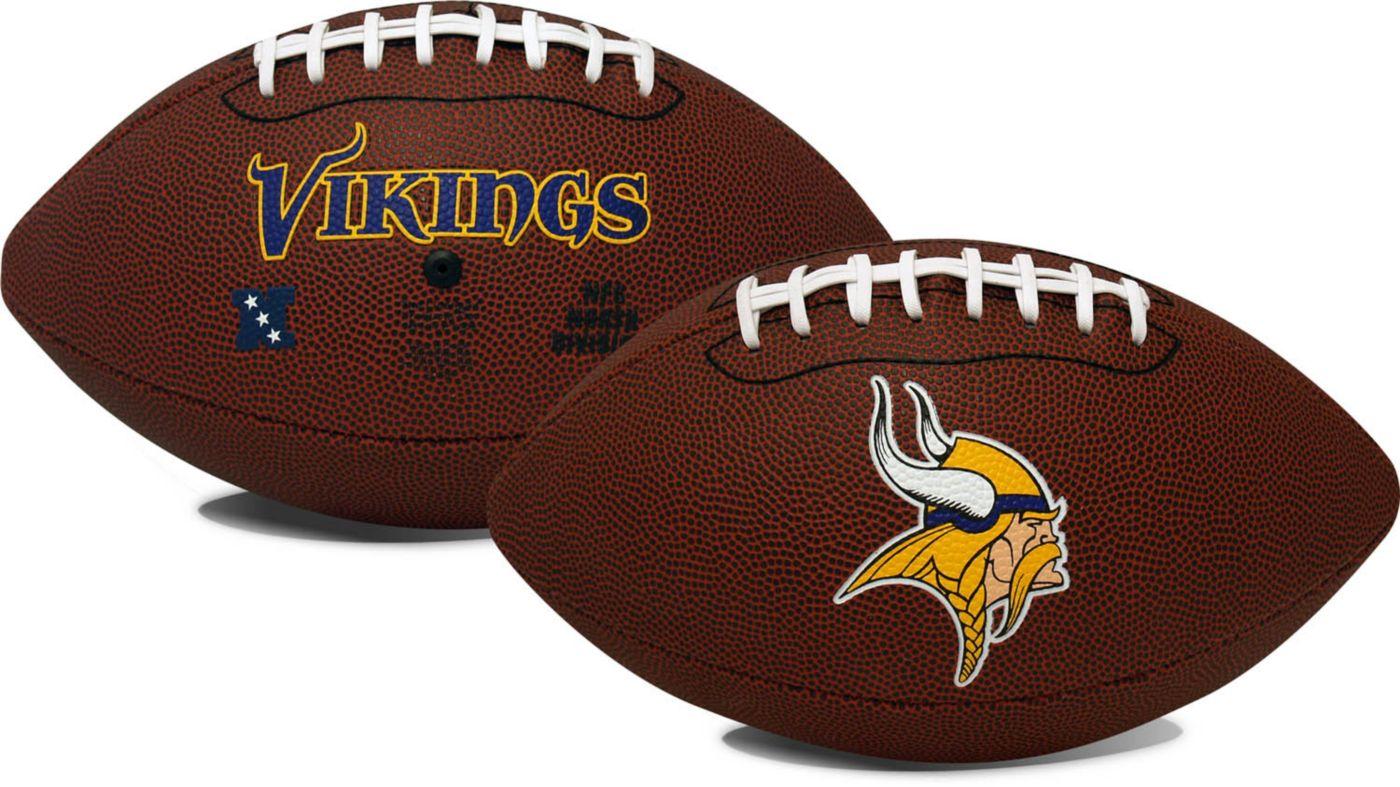 Rawlings Minnesota Vikings Game Time Full-Size Football