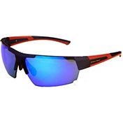Rawlings Men's 26 Navy Blue Mirror Baseball Sunglasses