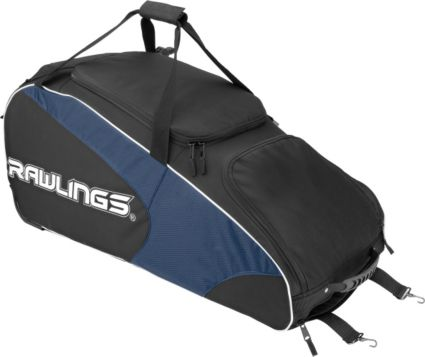 Rawlings Workhorse Catchers Wheeled Bag Dicks Sporting Goods