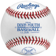 Rawlings RDYB Official Dixie Youth League Baseball