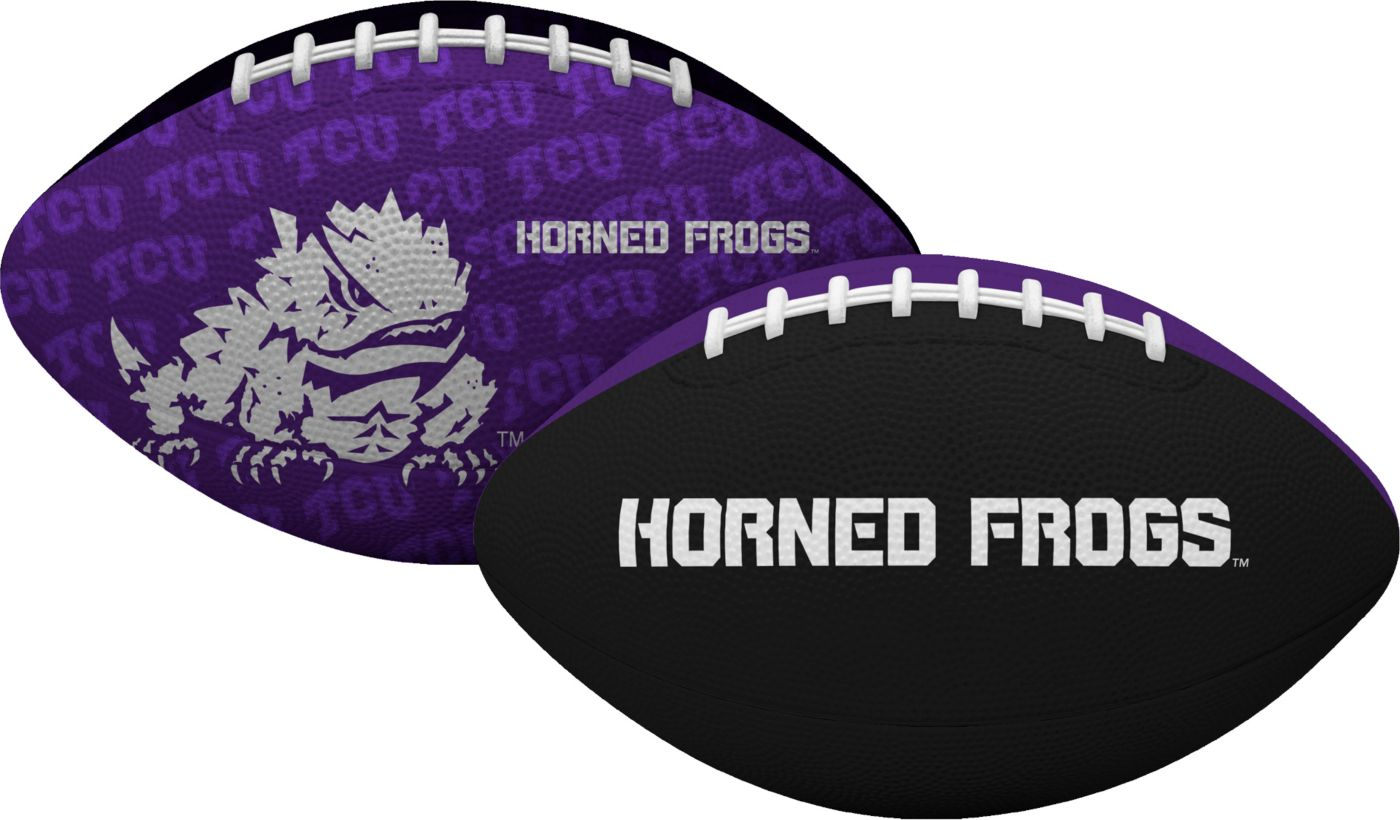 Rawlings TCU Horned Frogs Junior-Size Football