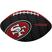Rawlings San Francisco 49ers Junior-Size Football