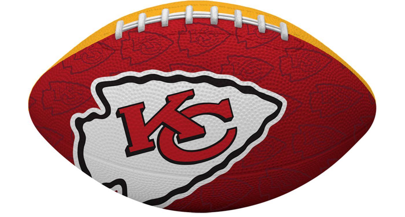 Rawlings Kansas City Chiefs Junior-Size Football