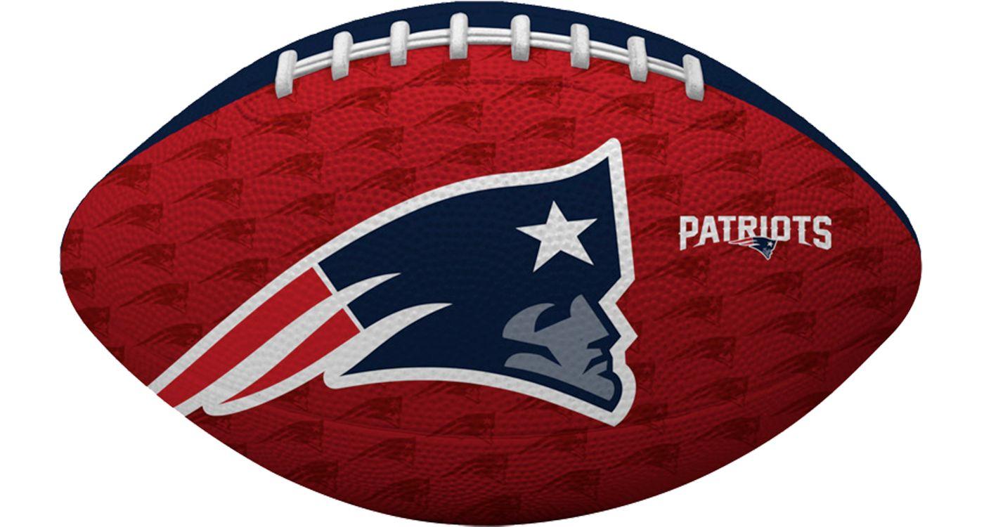 Rawlings New England Patriots Junior-Size Football