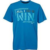 Reebok Boys' All I Do Is Win T-Shirt