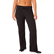 Reebok Women's Brushed Open Hem Sweatpants