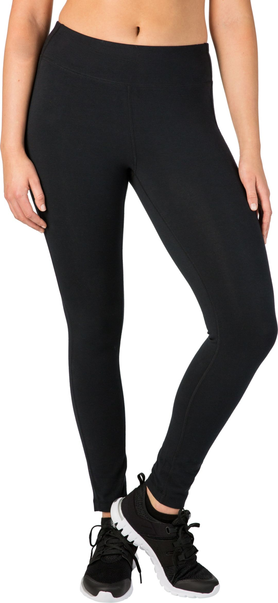 size 16 Activewear Fine Ladies Fitness Tight Fit Ankle Length Leggings