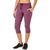 Reebok Women's Jersey Jogger Capris