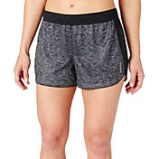 Reebok Women's Knit Training Printed 3'' Shorts