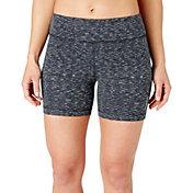Reebok Women's Stretch Cotton 5'' Printed Shorts