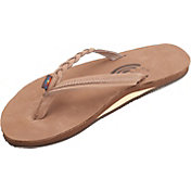 Rainbow Women's Leather 301 Flip Flops