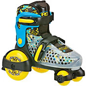 Roller Derby Boys' Fun Roll Adjustable Quad Roller Skates
