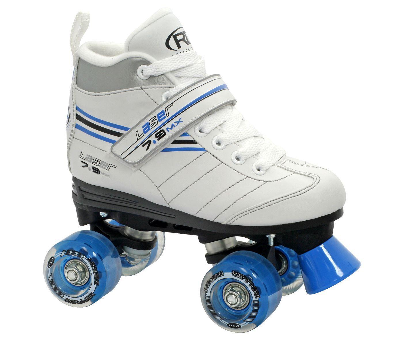 Roller Derby Girls' 7.9 Roller Skates