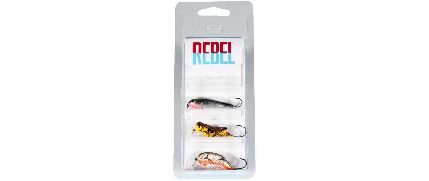 Rebel Micro Critters 3 Pack