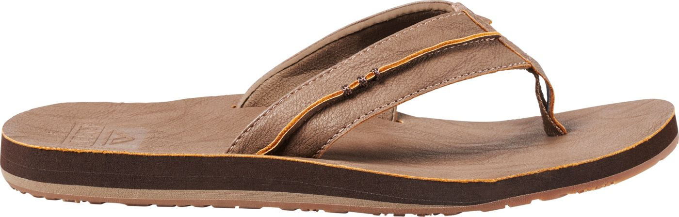 Reef Men's Marbea Synthetic Leather Sandals