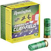 Remington American Clay & Field Shotgun Ammunition