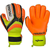 Reusch Adult Pulse Prime S1 Roll Finger Soccer Goalkeeper Gloves