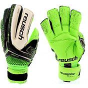 Reusch Receptor Deluxe G2 Ortho-Tec Soccer Goalkeeper Gloves
