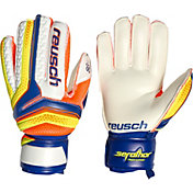 Reusch Adult Serathor SG Finger Support Soccer Goalkeeper Gloves