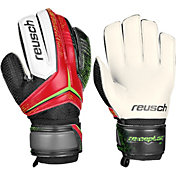 Reusch Junior Receptor SG Soccer Goalkeeper Gloves