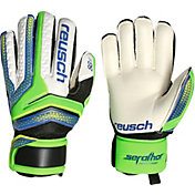Reusch Junior Serathor SG Finger Support Soccer Goalkeeper Gloves