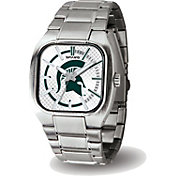 Sparo Men's Michigan State Spartans Turbo Watch