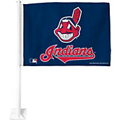 Rico Cleveland Indians Chief Car Flag
