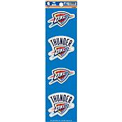 Rico Oklahoma City Thunder The Quad Decal Pack