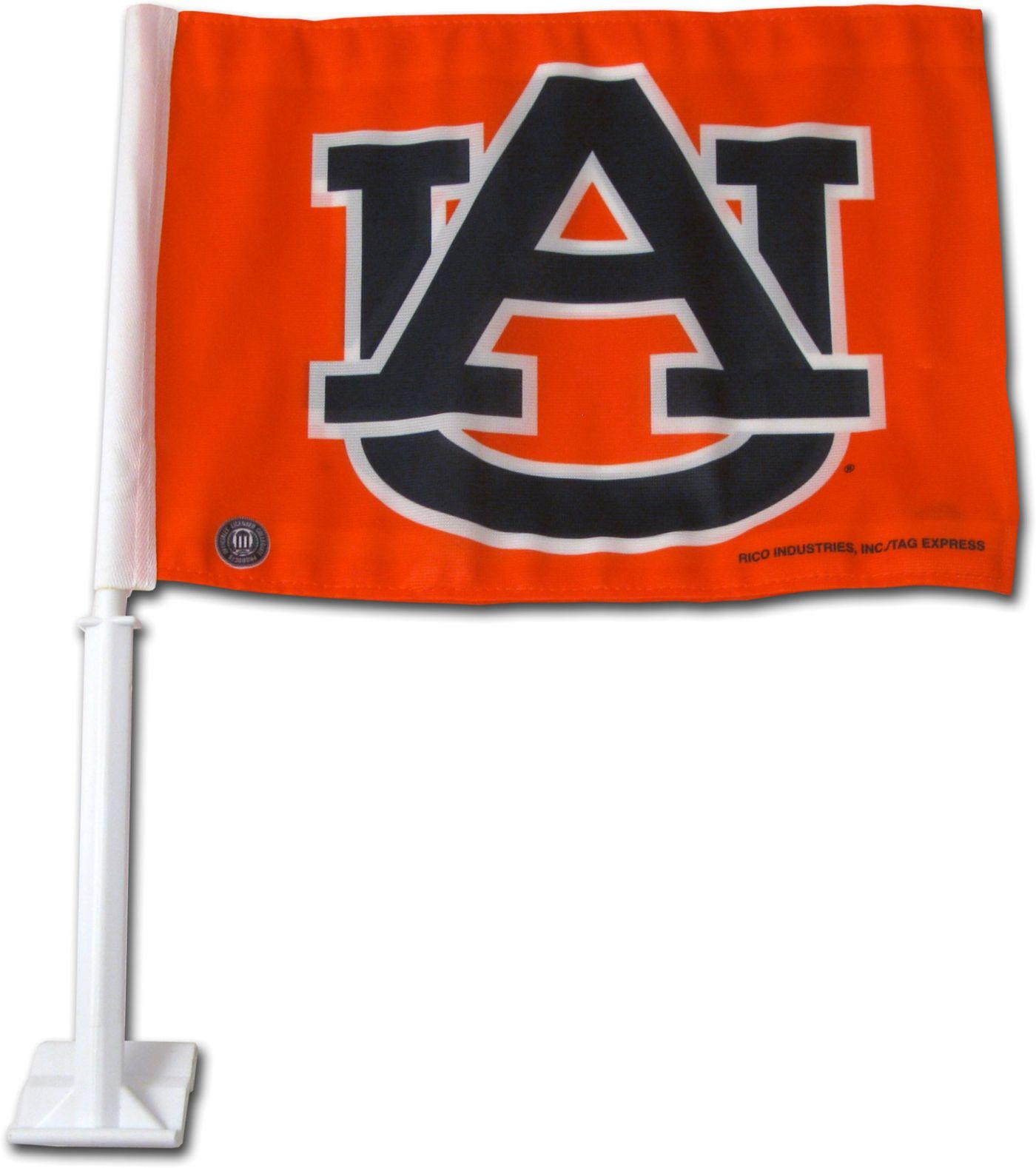 Rico Auburn Tigers Car Flag