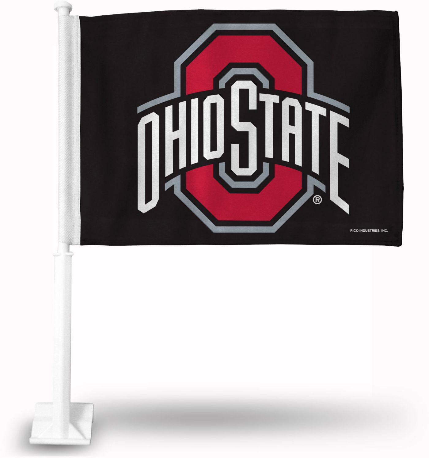 Rico Ohio State Buckeyes Car Flag