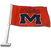 Rico Ole Miss Rebels Car Flag