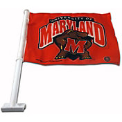 Rico Maryland Terrapins Car Flag