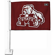 Rico Mississippi State Bulldogs Car Flag