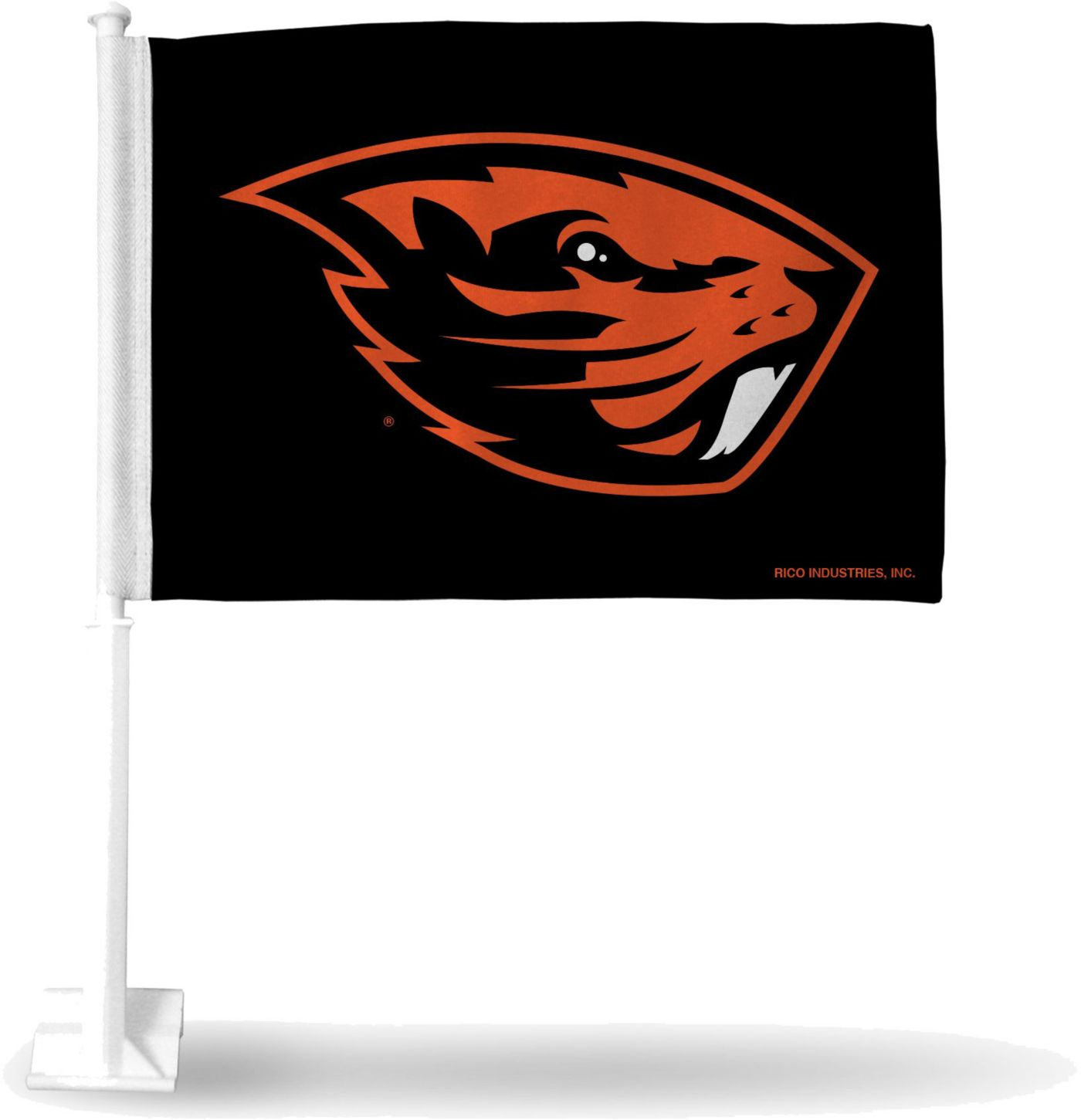 Rico Oregon State Beavers Car Flag