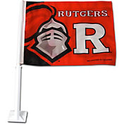 Rico Rutgers Scarlet Knights Car Flag