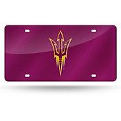 Rico Arizona State Dark Red Laser Tag License Plate