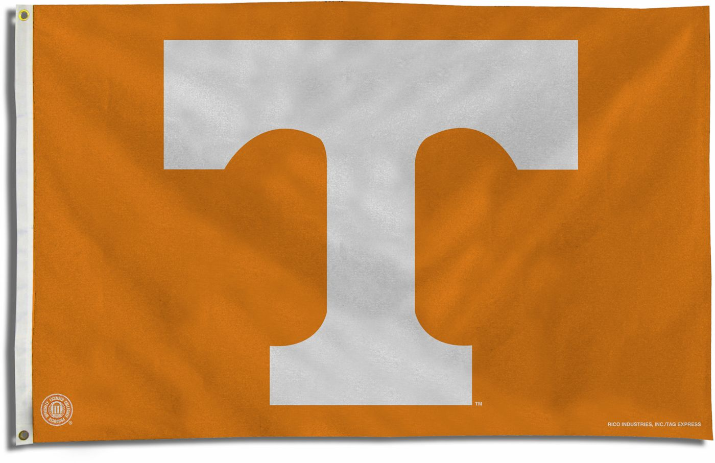 Rico Tennessee Volunteers Banner Flag