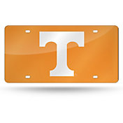 Rico Tennessee Volunteers Orange Laser Tag License Plate