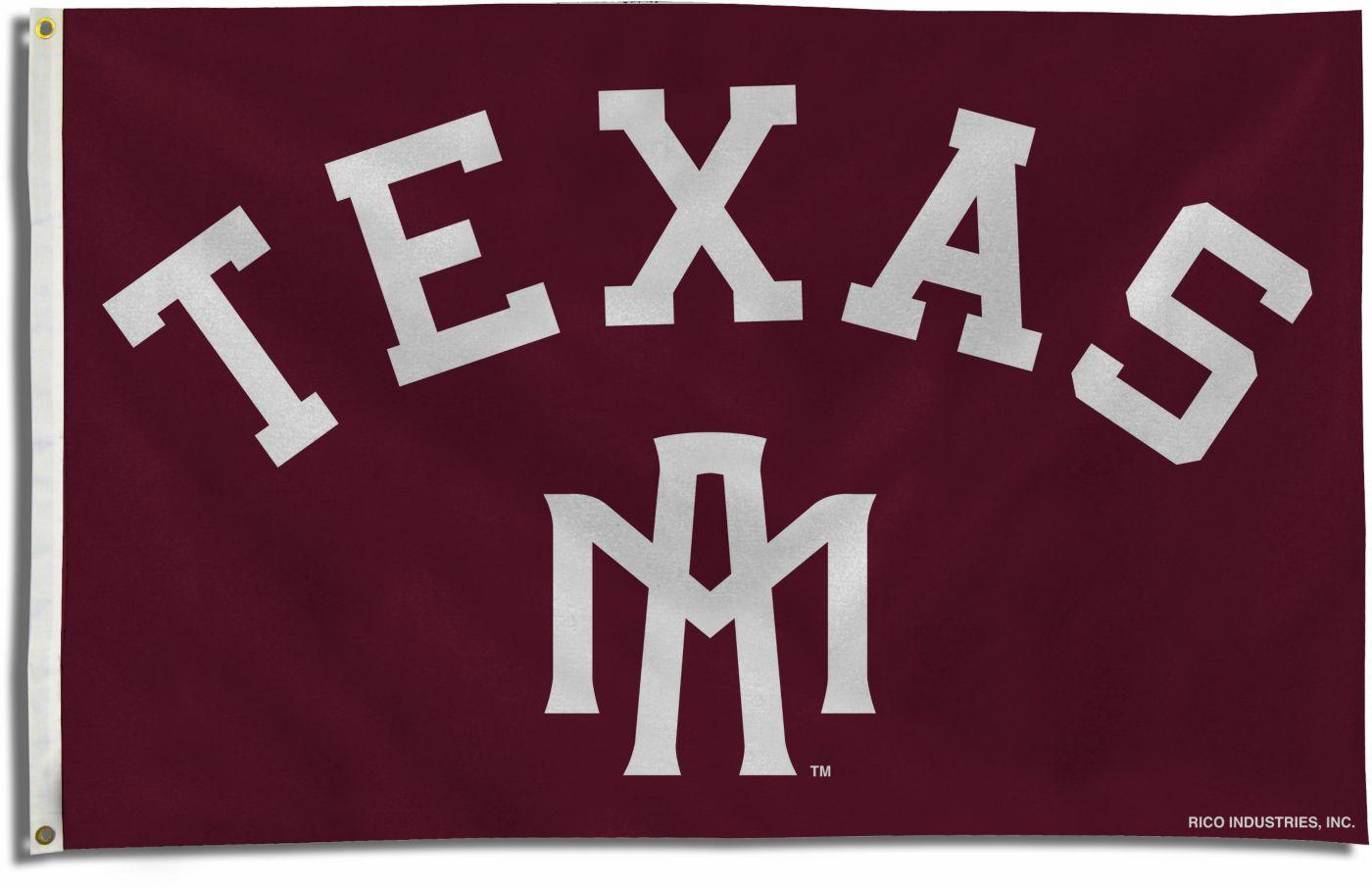 Rico Texas A&M Aggies Banner Flag
